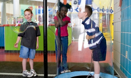 Children's Museum Visits for Two or Four at Imagine Nation (Up to 50% Off)