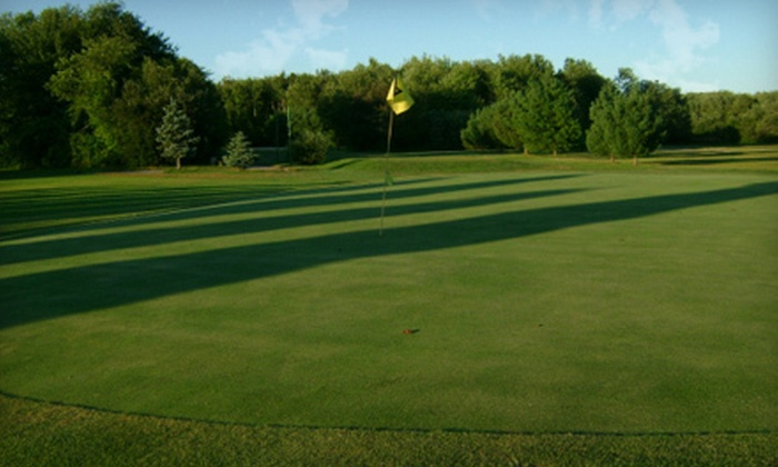 Wampanoag Golf Course - Central North Birstol: 9 or 18 Holes of Golf for Two or Four with Cart Rental at Wampanoag Golf Course in Swansea (Up to 58% Off)