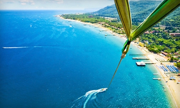 Parasail Catalina - Multiple Locations: Parasailing for Two or Three People from Parasail Catalina (Up to 56% Off)