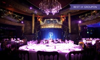 Seven Sins Friday Cabaret Show with Two-Course Dinner, Cocktail and Club Entry for Four at Café De Paris (41% Off)