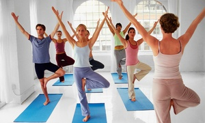 Gulfport Yoga: 10 or 20 Yoga Classes at Gulfport Yoga (Up to 64% Off)