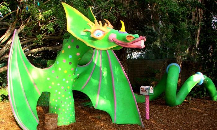Sarasota Children's Garden - Gillespie Park: $16.99 for Outing for Four to Sarasota Children's Garden (Up to 58% Value)