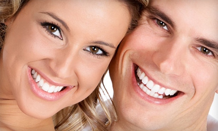 Glamour Spa Boutique - Windham Plaza: 40-Minute LED Teeth-Whitening for One or 60-Minute Whitening for One or Two at Glamour Spa Boutique (Up to 78% Off)