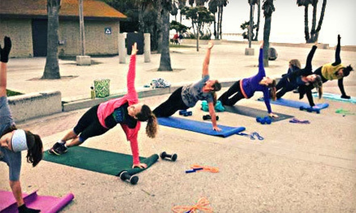 motivFIT - East Agoura: $69 for a Four-Week Body Blast Challenge with Outdoor Workouts and Nutrition Guide at motivFIT in Malibu ($199 Value)
