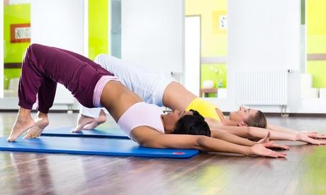 5er- oder 10er-Karte für Yoga-Kurs nach Wahl bei Fluid und Centered Yoga Bremen ab 24,90 €