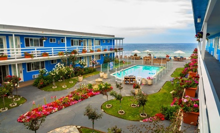 groupon daily deal - 1-Night Stay at Inn at Sunset Cliffs in San Diego, CA. Combine Up to 2 Nights.