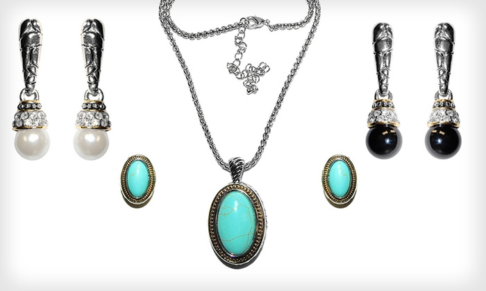 Cable Bangles, Necklaces, Rings, and Earrings: Cable Bangles, Necklaces, Rings, and Earrings (Up to 90% Off). Free Shipping on Purchases of $15 or More. Free Returns.