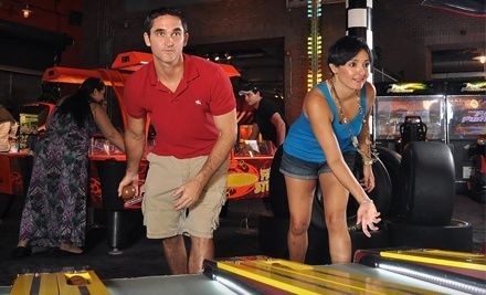 $15 for Two-Hour Unlimited Arcade-Game Package at GameTime (Up to $45 Value)