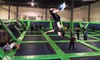 Up to 52% Off Trampoline Play