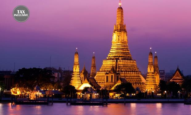 Bangkok: City Hotel + Flights 0
