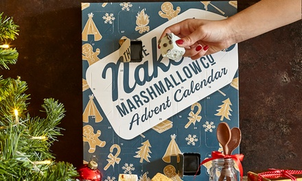 Gourmet Marshmallow Advent Calendar