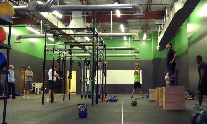CrossFit Terra Nova - Kirkegaard Acres: One- or Three-Month CrossFit Membership to CrossFit Terra Nova (Up to 65% Off)