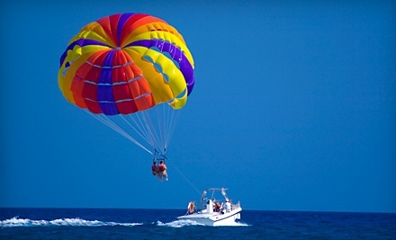 2,000-Foot-High Parasailing Flights for One or Two from Daytona Beach Parasail (Up to 55% Off)