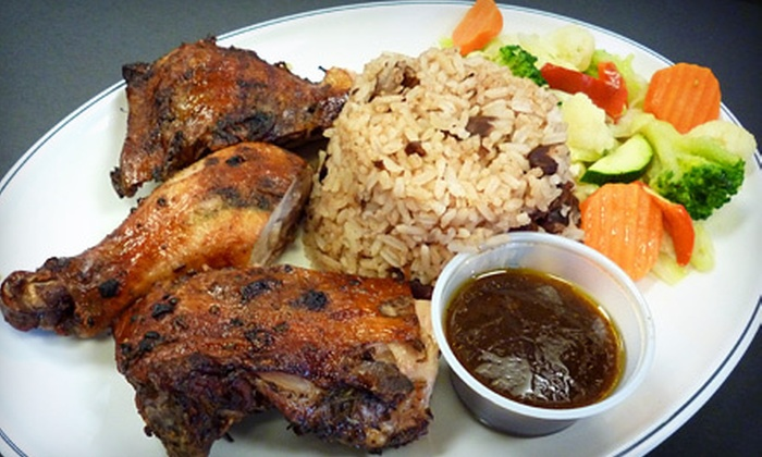 Taste of the Islands - Los Angeles: $10 for $20 Worth of Jamaican Cuisine for Two at Taste of the Islands