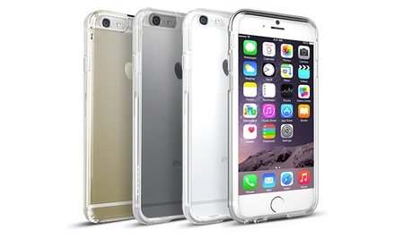 uNu Clear Slim Case for iPhone 6