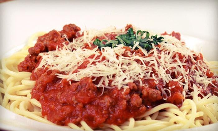Portofino Restaurant - New Fairfield: Italian Meal for Two or Four at Portofino Restaurant (Up to 56% Off)
