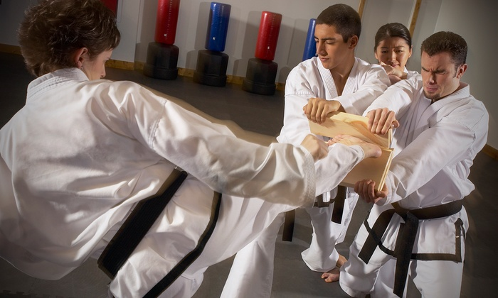Dong's Karate - Midlothian: 10 Karate Classes or One Month of Unlimited Karate Classes at Dong's Karate (Up to 85% Off)