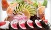 64% Off Japanese Food at Umi Sushi