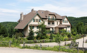 Mountain Resort in Quebec