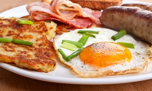 Rita's Bistro: Full Ulster Fry for One or Two at Rita's Bistro