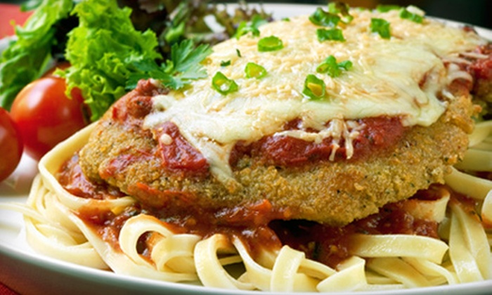 Da Giuseppe Ristorante & Bar - Town N County Park: $15 for $30 Worth of Italian Cuisine and Drinks for Two or More for Dinner at Da Giuseppe Ristorante & Bar