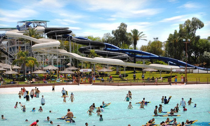 Big Surf Waterpark - Tempe: $14 for an All-Day Outing at Big Surf Waterpark (Up to $27.95 Value)