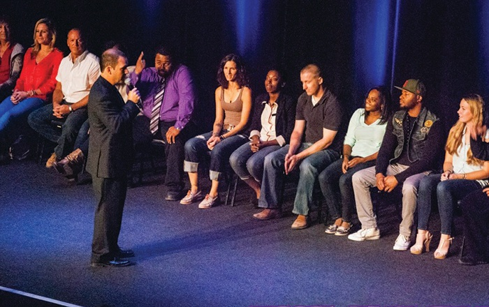 Comic Hypnotist Frank Santos Jr. - Wilbur Theatre: Comic Hypnotist Frank Santos Jr. at Wilbur Theatre on Friday, November 29, at 7:30 p.m. (Up to 48% Off)