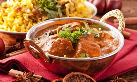 Menu indien au cœur du 8e avec apéritif inclus pour 2 ou 4 personnes dès 29 € au restaurant le Zafran