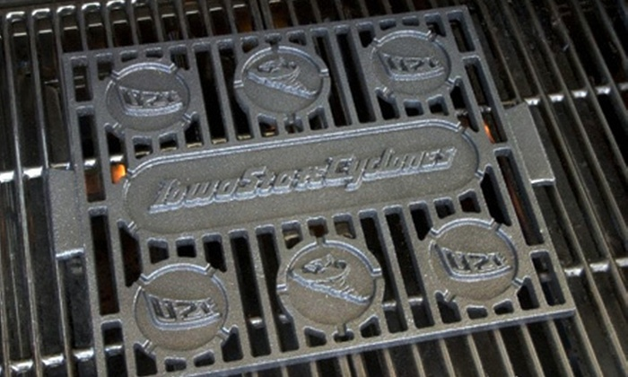 The Grill Topper: $15 for $30 Worth of NCAA-Themed Grilling Equipment from TheGrillTopper.com