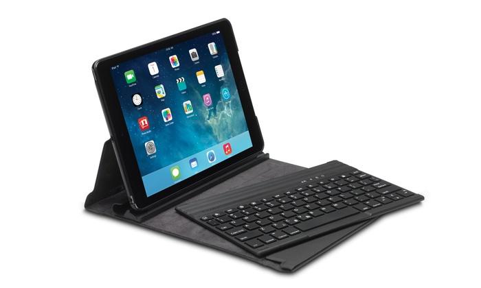 Kensington KeyFolio Exact with Keyboard for iPad Air : Kensington KeyFolio Exact with Keyboard for iPad Air