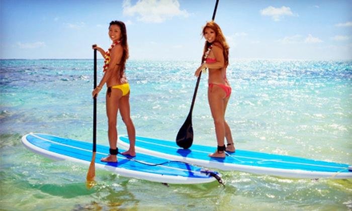 Bay Paddlesports - Destin: Weekend Paddleboard or Kayak Rentals for Two at Bay Paddlesports (Half Off)
