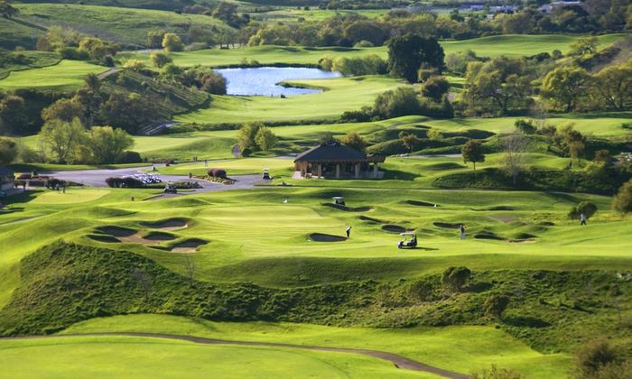 Cinnabar Hills Golf Club - San Jose: 18-Hole Round of Golf for Two with Cart at Cinnabar Hills Golf Club (Up to 48% Off)