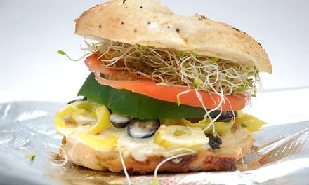 Breakfast Sandwiches and Espresso or Sandwich and Chips at i»¿Gilpin's Steamed GrubA (Up to 50% Off)