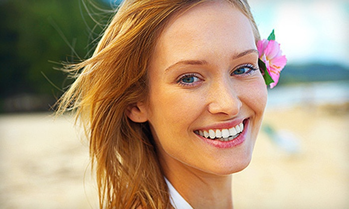 Dr. Gerald T. Fujii - Downtown Portland: Dental Package with Options for Teeth Whitening or Teeth-Whitening for Life from Dr. Gerald T. Fujii (Up to 93% Off)