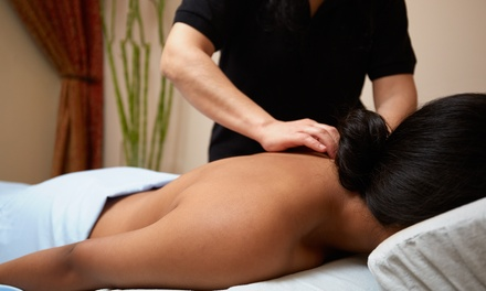 One or Three Signature Facials with 15-Minute Back Massages at           Bloom Skin Studio (Up to 62% Off)