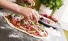 citta pizzeria & ristaurante - West Central: Pizza Dinner for Two or Four at Citta Pizzeria & Ristaurante (Half Off)