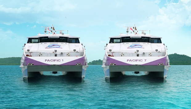 Batam 2-Way Pacific Ferry 1