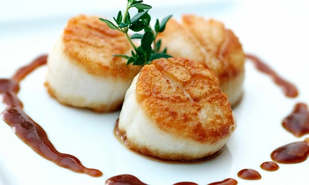 $20 for $40 Worth of Modern French Dinner at Franco