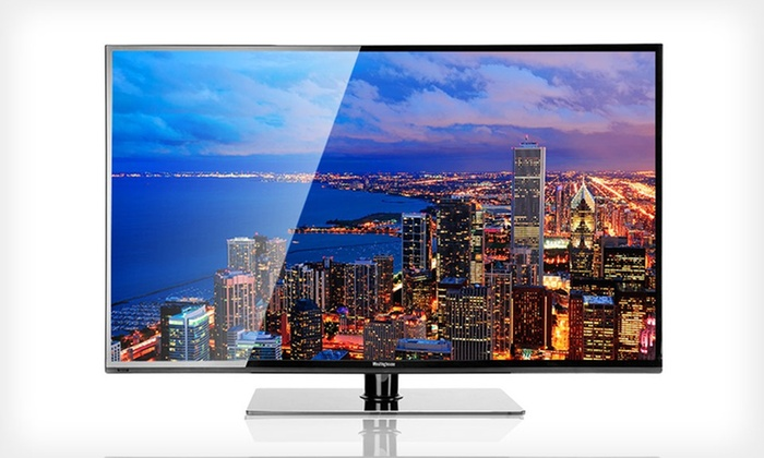 """50"""" Westinghouse 1080p 120Hz LED HDTV: $549.99 for a 50"""" Westinghouse 1080p 120Hz LED HDTV (DW50F1Y1) ($999.99 List Price). Free Shipping and Returns."""