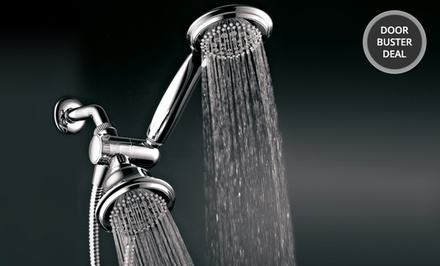 DreamSpa Ultra-Luxury 36-Setting Combo Showerhead. Free Returns.