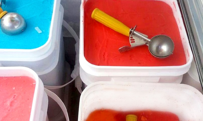 Ty-Ty's Royal Ice - Baton Rouge: $11 for Four $5 Groupons, Each Good for $5 Toward Italian Ice ($20 Value)