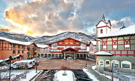 Stay at Zermatt Resort in Midway, UT; Dates into March Available