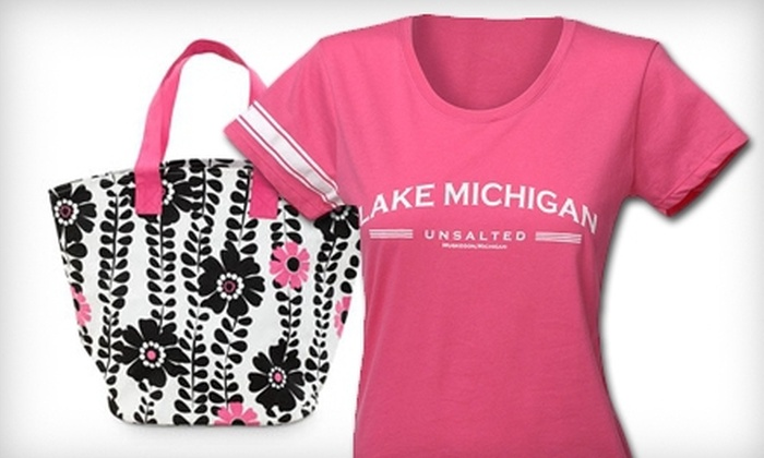 Y-Knot Embroidery - North Muskegon: $10 for $20 Worth of Personalized Clothing, Accessories, and Home Goods at Y-Knot Embroidery in Muskegon