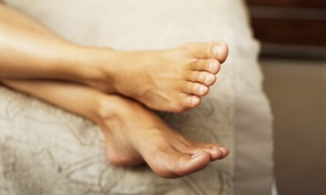 Specialty Orthopaedic Surgery: One or Three Laser Toenail-Fungus Treatments at Specialty Orthopaedic Surgery (Up to 87% Off)
