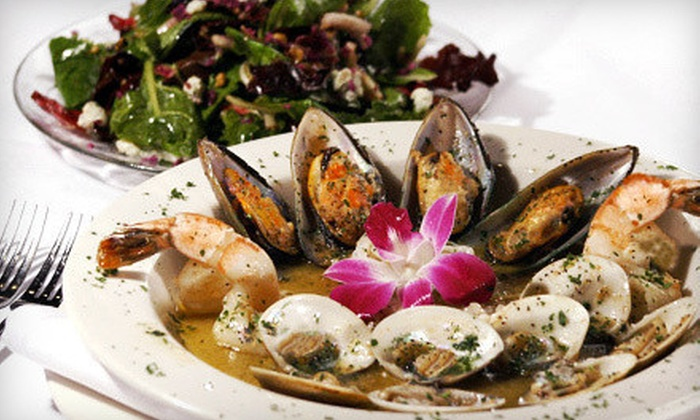 Kemoll's - Downtown St. Louis: $30 for $60 Worth of Sicilian Cuisine for Dinner at Kemoll's