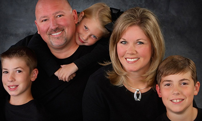 Mary J Mann Photography - Seven Bar Ranch: $39 for an In-Studio Photo Shoot with Prints and CD at Mary J Mann Photography ($311 Value)