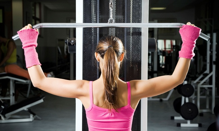 Gold's Gym - Egypt Lake-Leto: $35 for a Three-Month Membership to Gold's Gym, Including the Initiation Fee ($120 Value)