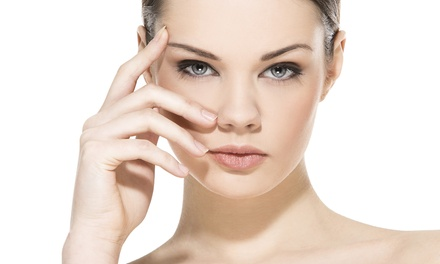 One or Two Medical-Grade Microdermabrasions for the Face and Neck at Eternity Medical Spa (Up to 80% Off)