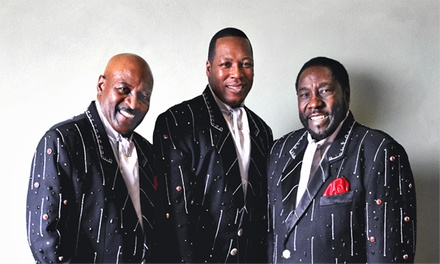 The O'Jays in Concert with Calvin Richardson at Greensboro Coliseum Complex on September 5 (Up to 40% Off)