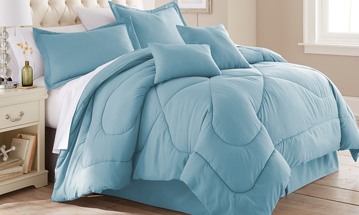 Down Alternative Comforter Set Groupon Goods
